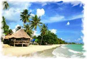 Ко Чанг - остров Баунти фото