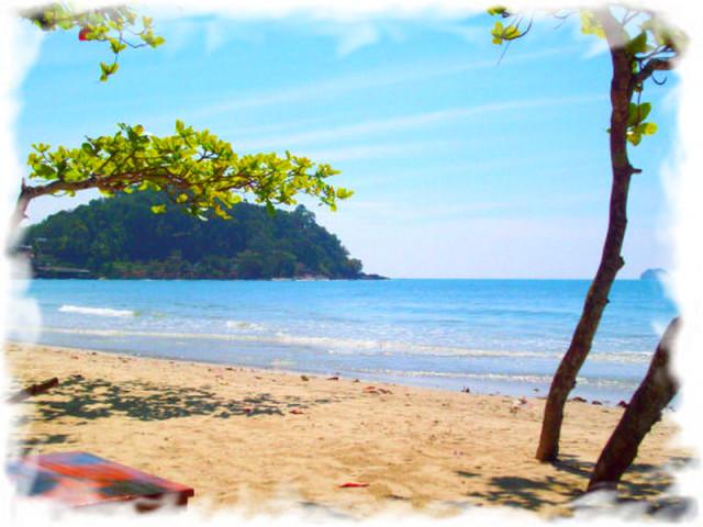 Ко Чанг пляж - Klong Prao Beach