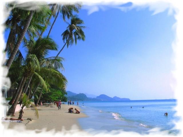 Ко Чанг пляж - White Sand Beach