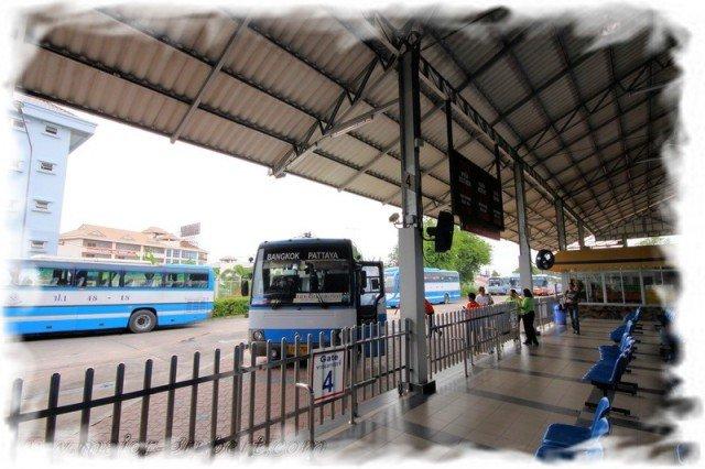 Автовокзалы Паттайи - описание