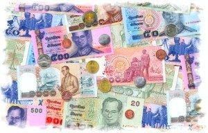 Деньги Тайланда. Курс валют в Тайланде