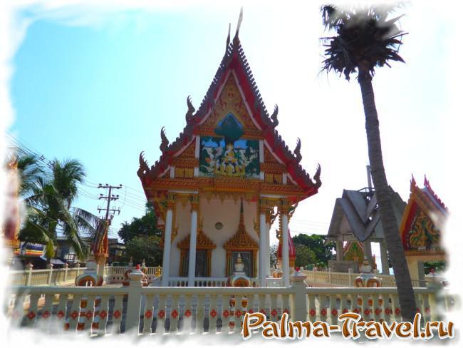Храм Новой Радости на Ко Лан