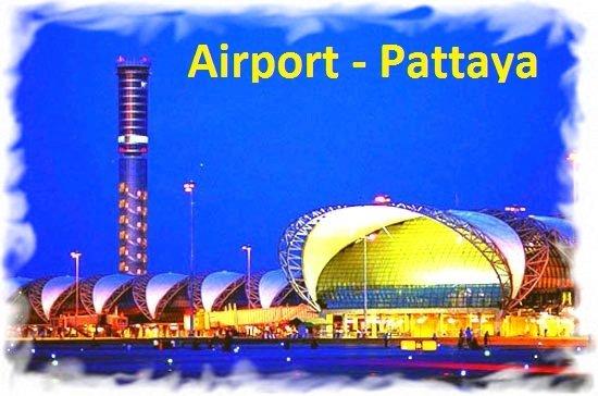 Как добраться из аэропорта до Паттайи