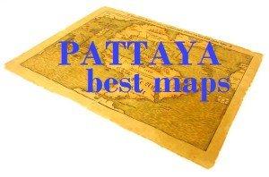 Карты Паттайи на русском языке в детализации