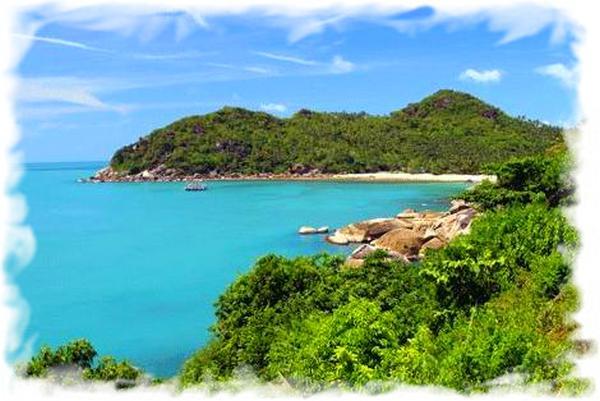 Онлайн веб-камеры острова Самуи Таиланд