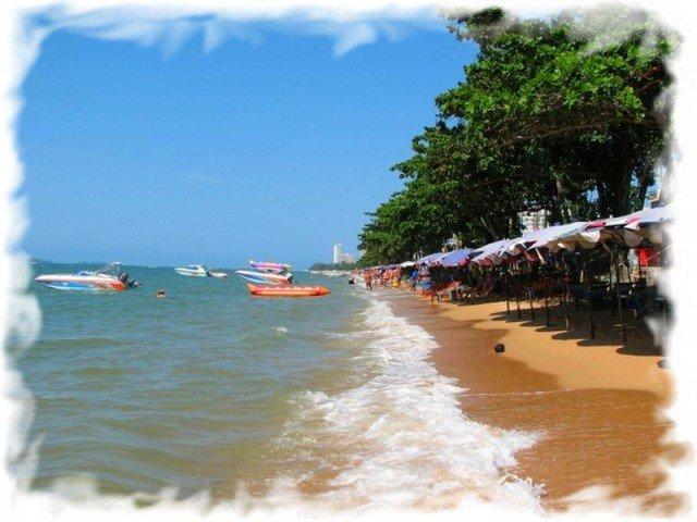 Пляж Джомтьен Паттайя 2