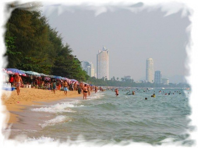 Пляж Джомтьен Паттайя