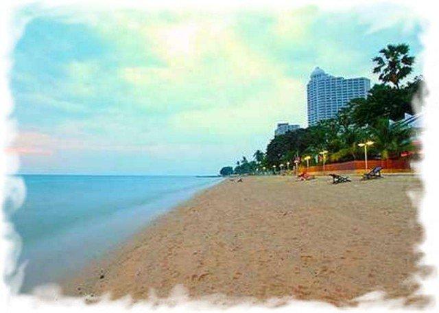 Пляж Наклуа Бич Паттайя