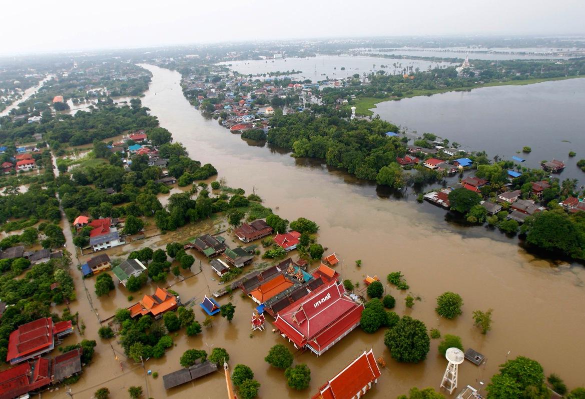 Таиланд в августе погода