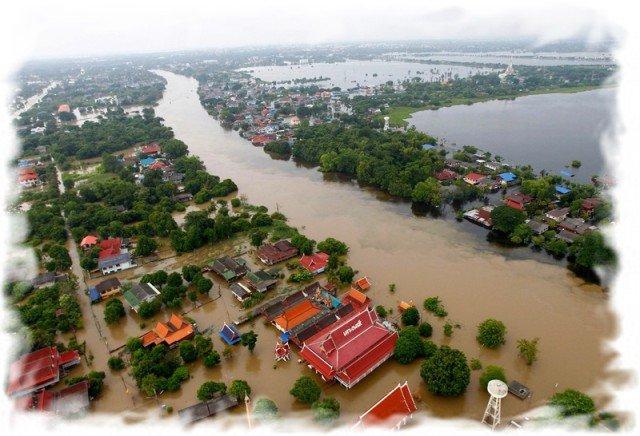 Сезон дождей в Таиланде фото 3