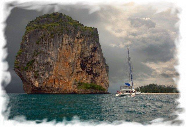 Сезон дождей в Таиланде фото 4