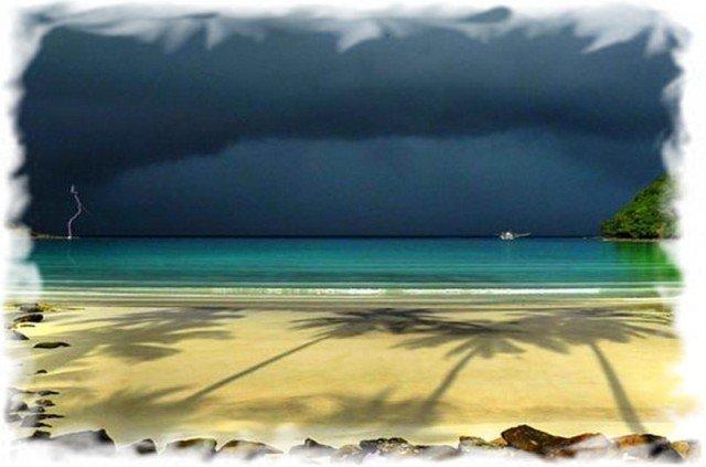 Сезон дождей  в таиланде 2 фото