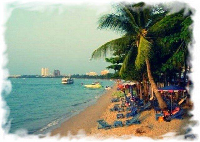 Центральный пляж Паттайи Pattaya Beach