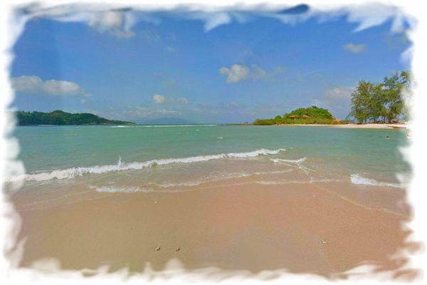 Веб-камера Самуи - пляж Чонг Мон онлайн
