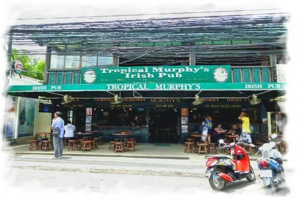Вид из паба Ttropical Murphys - веб-камера Ко Самуи