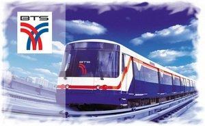 BTS SkyTrain метро Бангкока