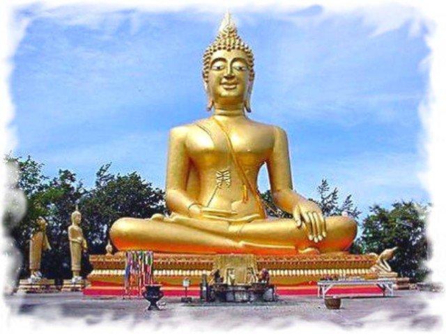 Буддизм в Таиланде правила поведения