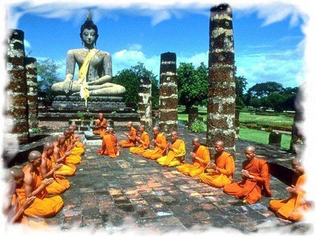 Буддизм в Таиланде правила поведения фото