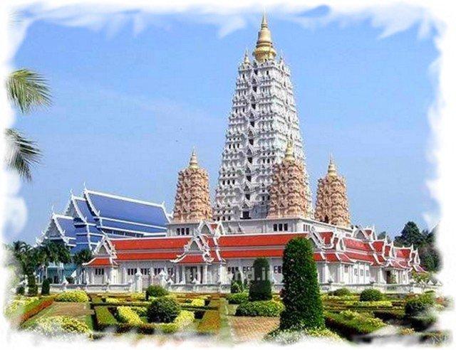 Экскурсия из Паттайи в Храм-парк Ват Ян