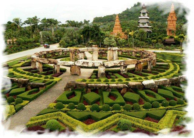 Экскурсия в Паттайе парк Нонг Нуч