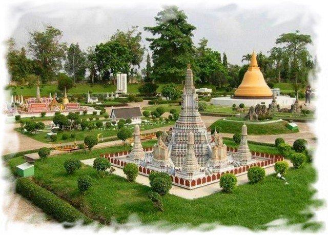 Экскурсия в Паттайе  в парк Мини Сиам