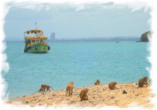 Морская экскурсия из Паттайи