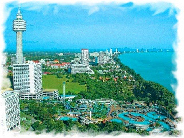 Отель Паттайя Парк с аквапарком