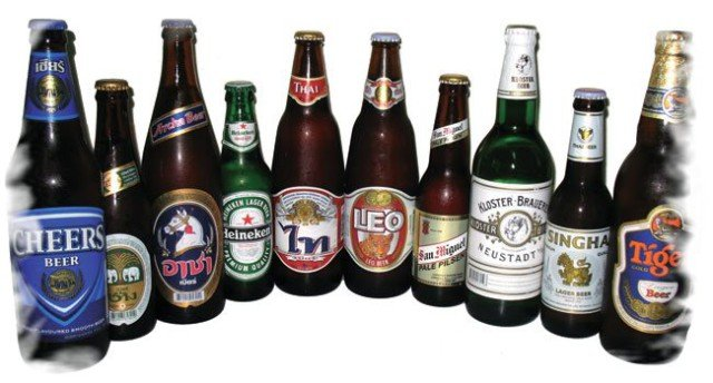 In Thailand have many others brands of beer