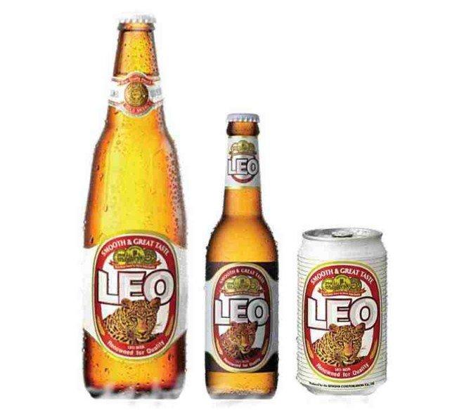 Пиво Тайланда Leo Лео