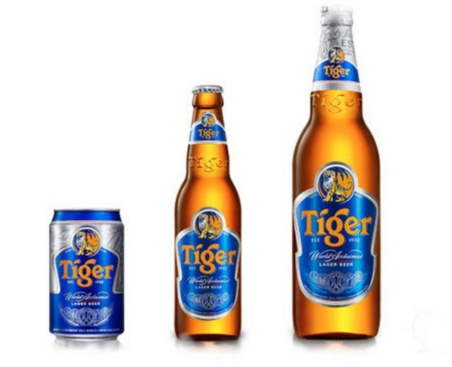 Tiger beer - one more interesting taste of Thai beer