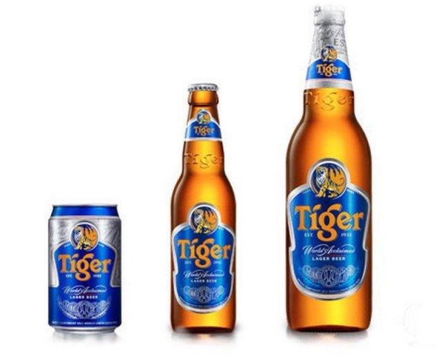 Пиво Тайланда Tiger Тигр