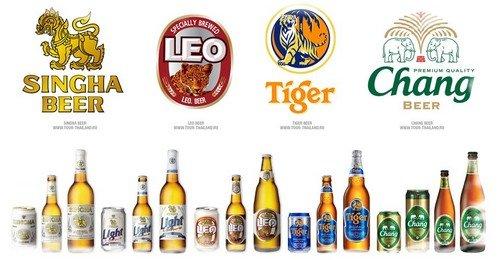 Пиво Тайланда фото