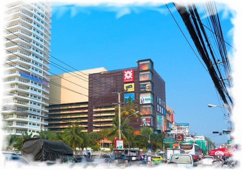 Торговый центр Central Festival в Паттайе 2