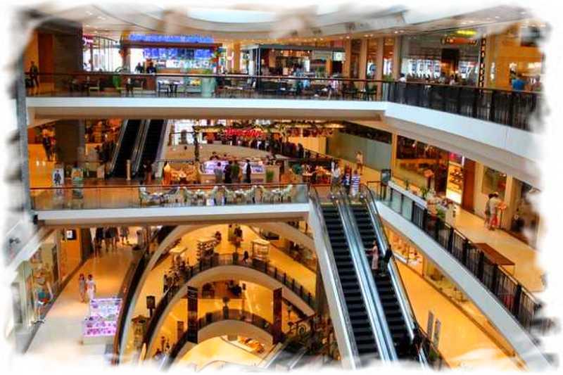 Торговый центр Central Festival в Паттайе внутри 2