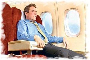 Боязнь летать на самолетах