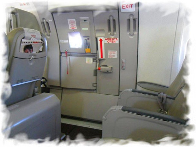 Как выбирать места в салоне самолета 2