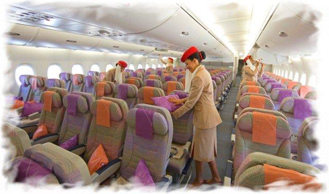 Как выбирать места в салоне самолета 5