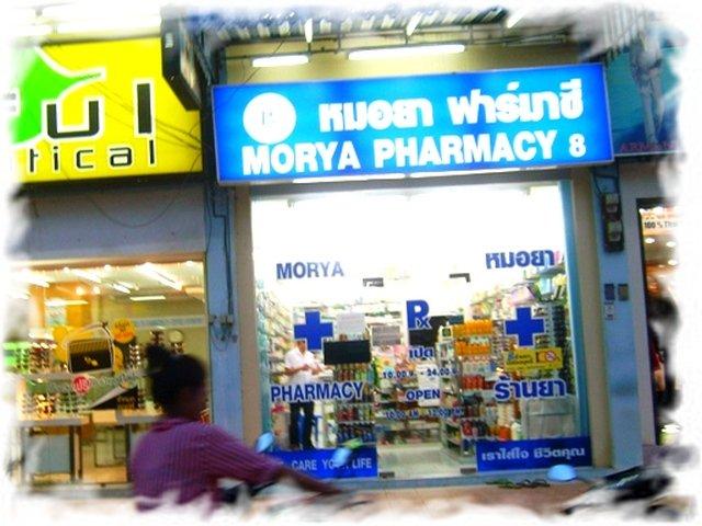 Какие лекарства взять в Тайланд 5