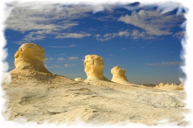 Развлечения в Египте - Белая пустыня 2