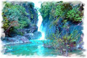 Водопады Ко Чанга 1