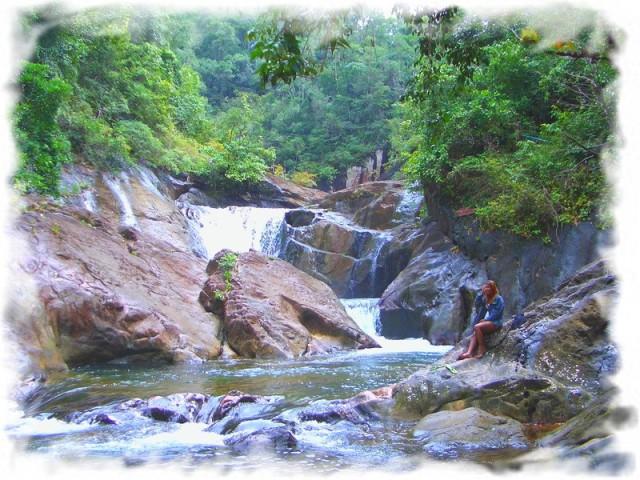 Водопады Ко Чанга 3