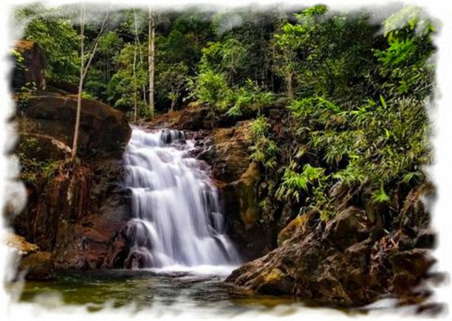 Водопады Ко Чанга Klong Nonsi