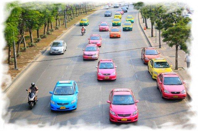 Как добраться из Бангкока в Паттайю  4