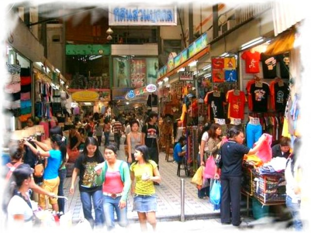 Покупки в Таиланде  3
