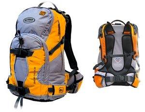 Выбор  рюкзака для путешествий