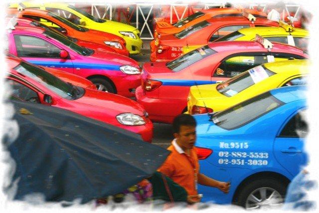 Такси в Таиланде цена