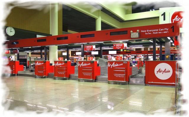 Аэропорт Дон Муанг в Бангкоке авиакомпании