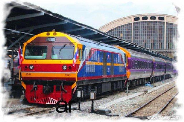 Как добраться из Бангкока до Самуи на  поезде