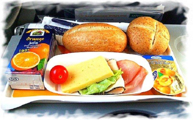 Можно брать в самолет еду или нет 5
