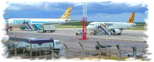 Аэропорт Краби авиакомпании
